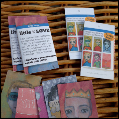 little LOVE: little boys pack
