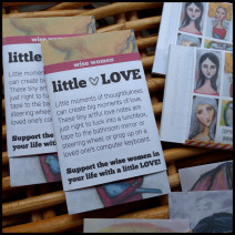 little LOVE: woman wisdom pack